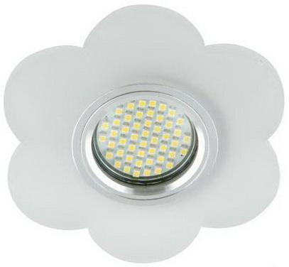 Встраиваемый светильник Fametto Luciole DLS-L126-2001 встраиваемый светильник fametto luciole dls l126 2001