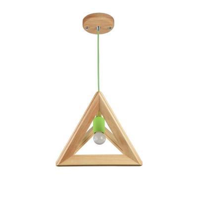 Подвесной светильник Maytoni Pyramide P110-PL-01-GN