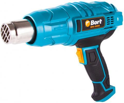 Фен технический Bort BHG-2000X цена