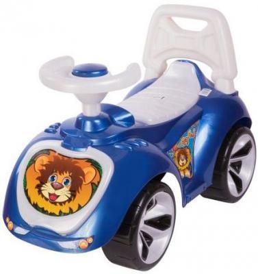 Машина-каталка PAW ультрамарин машина orion toys камакс автокран 238