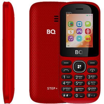 """Мобильный телефон BQ BQ-1807 Step+ красный 1.77"""" 64 Мб"""