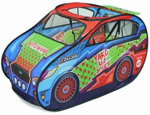 Купить Игровая палатка Наша Игрушка Авторалли M7083, рисунок, Детские домики - палатки