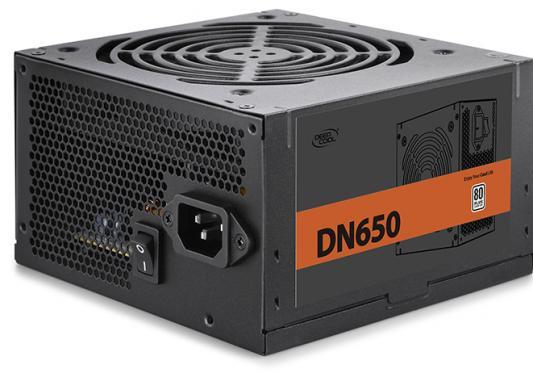 БП ATX 650 Вт Deepcool Nova DN650 бп atx 600 вт deepcool aurora da600
