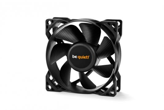 Вентилятор be quiet! Pure Wings 2 80x80x25мм 4pin 1900rpm BL037