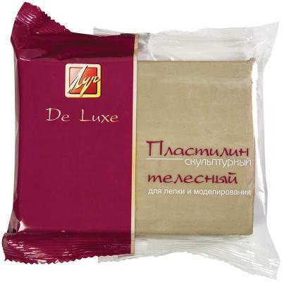 Пластилин СКУЛЬПТУРНЫЙ , телесный, 300гр.