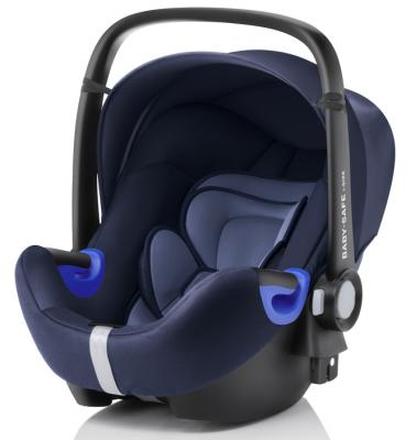 Автокресло Britax Romer Baby-Safe I-Size (moonlight blue trendline) автокресло britax roemer детское автокресло britax roemer advansafix iii sict группа 1 2 3 от 9 до 36 кг black marble