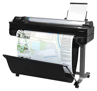 Плоттер HP Designjet T520 CQ893C 36 A0 1024Mb 2400x2400dpi Ethernet Wi-Fi USB est for a c e r aspire 5920g 5920 5520g 5520 mxm ii ddr2 1gb graphics vga video card replace n v i d i a geforce 9650m gt