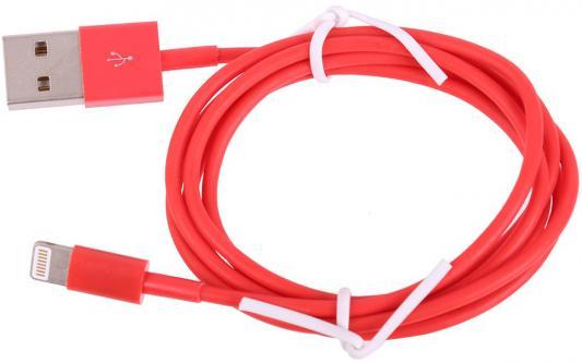 Кабель Lightning 1м LP 0L-00002544 круглый кабель lightning 1м wiiix круглый cb120 u8 10b