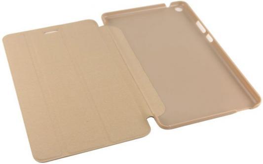 Чехол IT BAGGAGE для планшета Huawei Media Pad T3 8 золотистый ITHWT3805-9