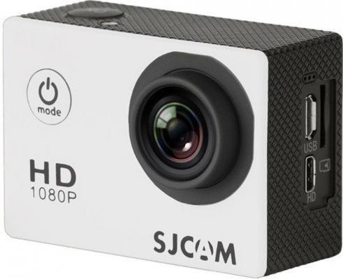 Экшн-камера SJCAM SJ4000 Wi-Fi 1xCMOS 3Mpix белый