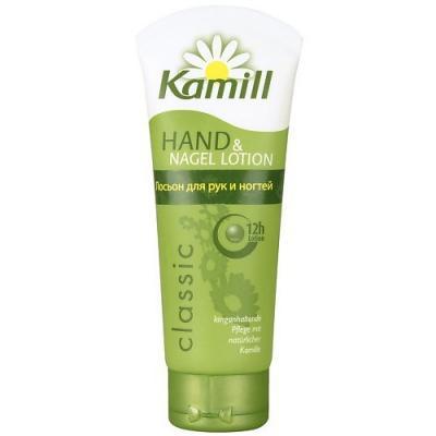 KAMILL Лосьон для рук и ногтей Classic 100 мл лосьон для рук и ногтей смягча beauty formulas лосьон для рук и ногтей смягча