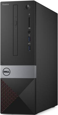 Компьютер DELL Vostro 3267 SFF Intel Core i5-6400 8Gb SSD 256 Intel HD Graphics 530 Windows 10 Professional черный 3267-6300 ssd dell 400 aqnv