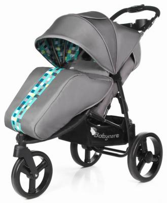 Прогулочная коляска Baby Care Jogger Cruze (grey 17) baby care hola mb103f light grey blue