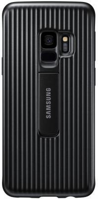 Чехол (клип-кейс) Samsung для Samsung Galaxy S9 Protective Standing черный (EF-RG960CBEGRU)