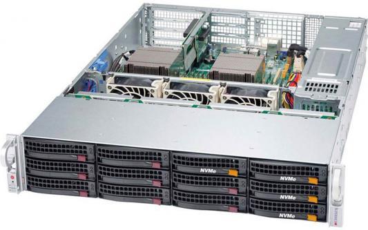 лучшая цена Серверная платформа SuperMicro SYS-6029P-WTRT