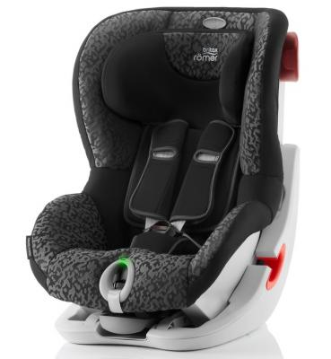 Автокресло Britax Romer King II LS (mystic black highline)