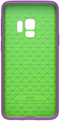 Чехол (клип-кейс) Samsung для  Galaxy S9 KDLAB Inc Airfit POP фиолетовый (GP-G960KDCPBIC)