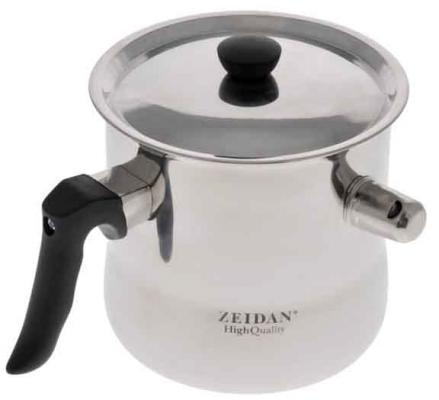 Молоковарка Zeidan Z-1174 13 см 2 л нержавеющая сталь сотейник zeidan z 50277 16 см 1 8 л нержавеющая сталь