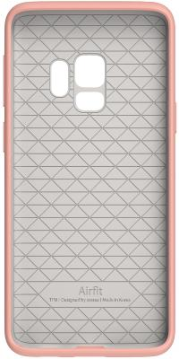 Чехол (клип-кейс) Samsung для Samsung Galaxy S9 KDLAB INC.,AIRFIT POP розовый (GP-G960KDCPBIA) чехол клип кейс samsung для samsung galaxy s9 araree nu kin прозрачный gp g965kdcpcia
