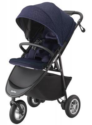 Прогулочная коляска Aprica Smooove 2017 Premium (синий)