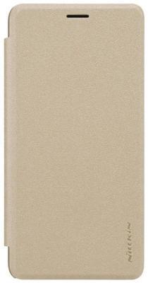 все цены на Чехол Nillkin Sparkle для M6 Note L золотистый 6902048147010