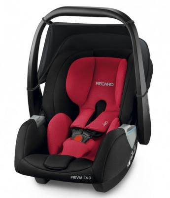 Автокресло Recaro Privia EVO (racing red)