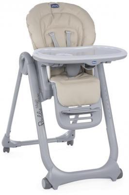 Стульчик для кормления Chicco Polly Magic Relax (beige) стульчик для кормления hauck sit in relax birdie