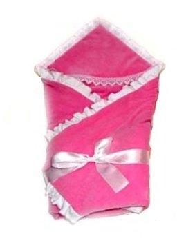 Одеяло на выписку Bombus Малютка (велюр/розовый) модницы раскраска isbn 978 985 17 1187 7 978 985 17 1541 7