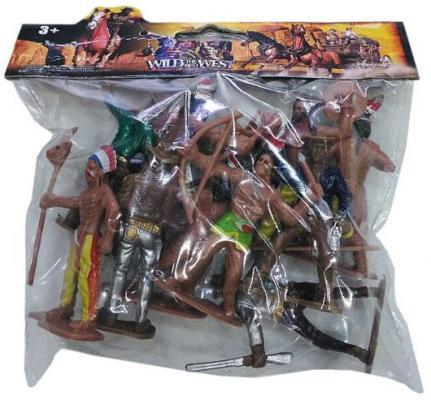 Игровой набор Shantou Gepai 635461 prostotoys набор фигурок вовка и василисы