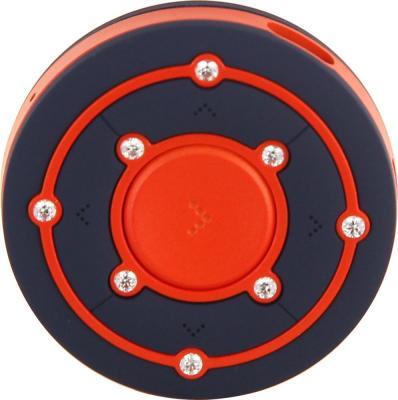 Плеер Ritmix RF-2850 8Gb оранжевый синий