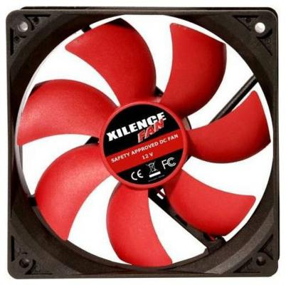 Вентилятор Xilence XPF92.R 92x92x25мм 3pin 1500rpm XF038 mkp5000 241b 92