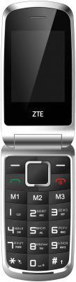Мобильный телефон ZTE R340E черный мобильный телефон степплюс2