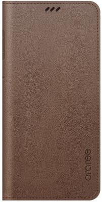Чехол (флип-кейс) Samsung для Samsung Galaxy S9 KDLAB Inc Mustang Diary коричневый (GP-G960KDCFAID) цена и фото