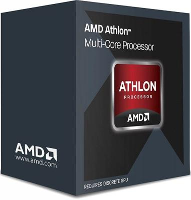 Процессор AMD Athlon X4 950 AD950XAGABBOX Socket AM4 BOX процессор amd athlon ii x4 845 fm2