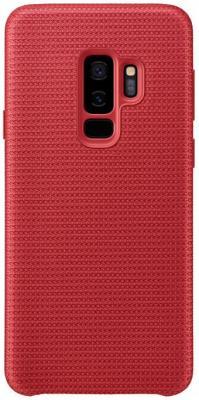 Чехол (клип-кейс) Samsung для Samsung Galaxy S9+ Hyperknit Cover красный (EF-GG965FREGRU) блокнот printio тропические цветы пальмы