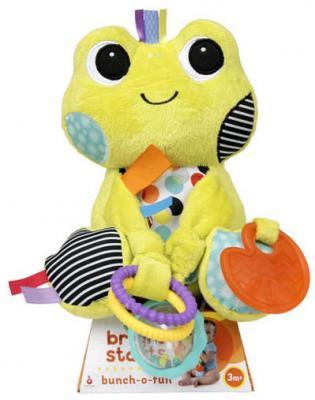 Развивающая игрушка Bright Starts «Море удовольствия» Лягушонок 8814-6 bright starts развивающая игрушка слоненок