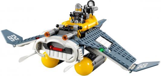 """Конструктор LEGO Ninjago: Бомбардировщик """"Морской дьявол"""" 341 элемент 70609"""