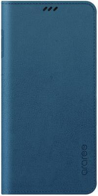 Чехол (флип-кейс) Samsung для Samsung Galaxy S9 KDLAB Inc Mustang Diary синий (GP-G960KDCFAIC) чехол клип кейс samsung для samsung galaxy s9 kdlab inc airfit pop красный gp g960kdcpbid