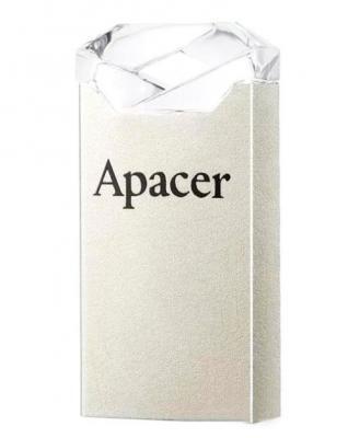 Флешка USB 8Gb Apacer Flash Drive AH111 AP8GAH111CR-1 серебристый цена и фото