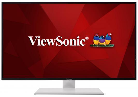 Фото - Монитор 43 ViewSonic VX4380-4K монитор 27 viewsonic vp2785 4k vs16881
