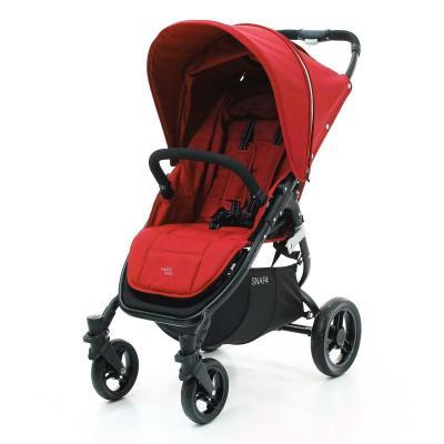 Купить Прогулочная коляска Valco Baby Snap 4 (fire red), красный, Прогулочные коляски