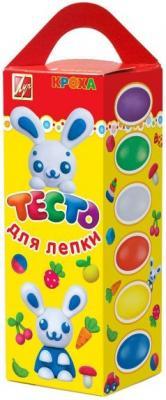 Купить Тесто для лепки ЛУЧ 26С1582-08 6 цветов 26С1582-08, Тесто и масса для лепки