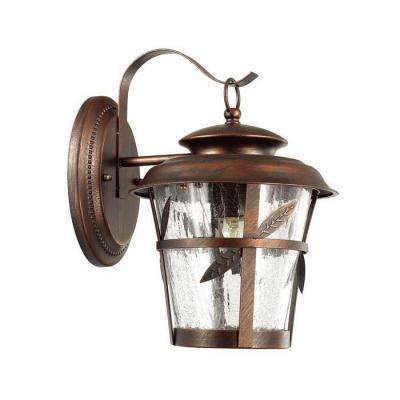Уличный настенный светильник Odeon Light Aletti 4052/1W настенный уличный светильник odeon 2312 lumi 2312 1w