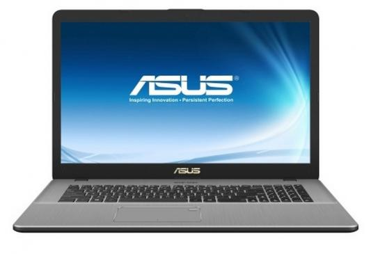 Ноутбук ASUS VivoBook Pro 17 N705UD-GC173 17.3 1920x1080 Intel Core i7-8550U 90NB0GA1-M02580 ноутбук asus vivobook x556uq xo227t 90nb0bh1 m02580
