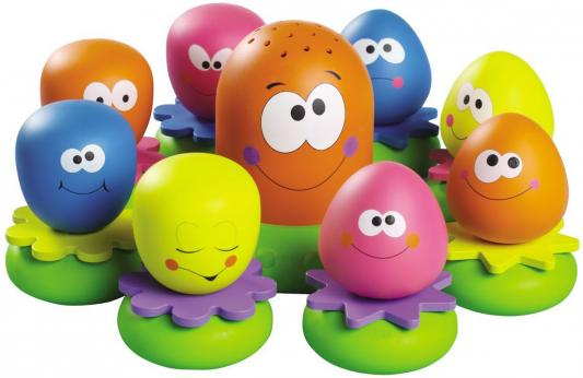 Игрушка для купания для ванны TOMY Друзья-осьминоги E2756RU tomy трактор john deere 6830