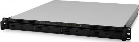 Сетевое хранилище Synology RS818RP+ 4x2,5 / 3,5 рэковое сетевое хранилище rack nas lenovo e1012 64111b2