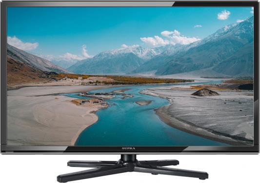 Телевизор Supra STV-LC22LT0030F черный телевизор supra stv lc32lt0011w