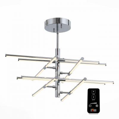 Подвесной светодиодный светильник с пультом ДУ ST Luce Geome SL914.102.08 подвесной светодиодный светильник st luce sl957 102 06