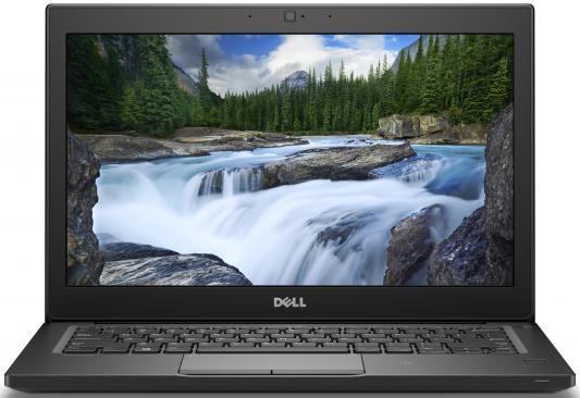 Ноутбук DELL Latitude 7290 (7290-1603) ноутбук dell latitude 7290 7290 1610
