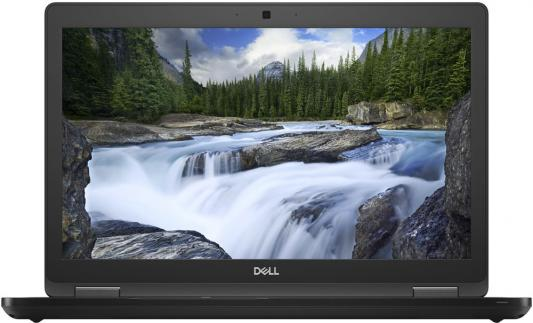 Ноутбук DELL Latitude 5590 (5590-1580) ноутбук dell latitude 5590 5590 6801